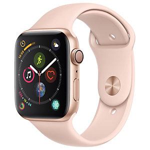 Apple Watch Series 4 44mm (kulta/pinkki urheiluranneke)