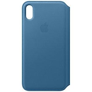 iPhone Xs Max lompakkokotelo (sininen)