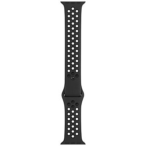 Apple 40 mm sportarmband (antrasit/svart)