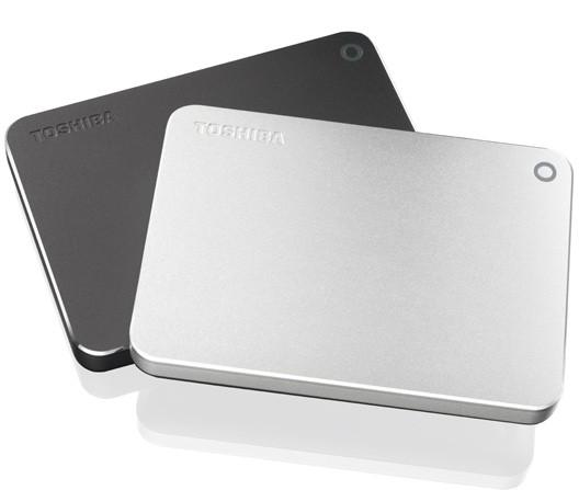 Toshiba Canvio Premium hårddisk - smart lagring i högklass