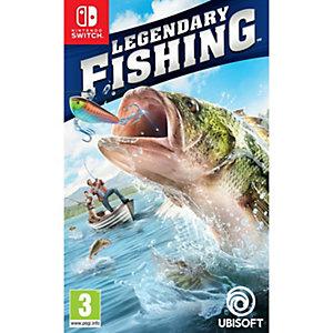 Legendary Fishing (Switch)