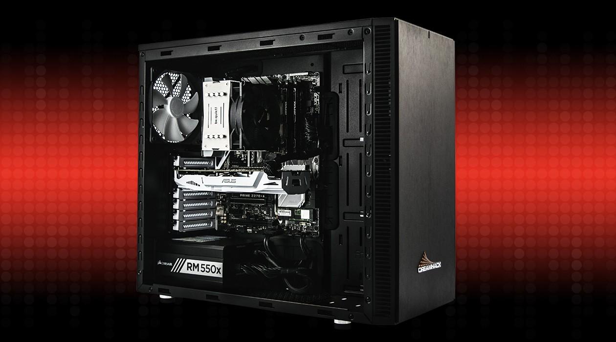 DreamHack PC – de beste spillene fortjener de beste komponentene