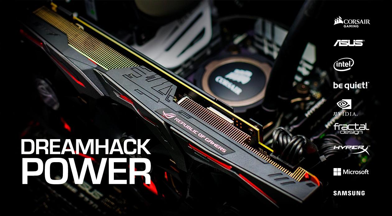 Dreamhack PC – gaming har aldrig været bedre
