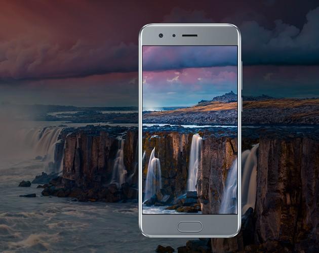 Huawei Honor 9's kraftfulde dobbeltkamera