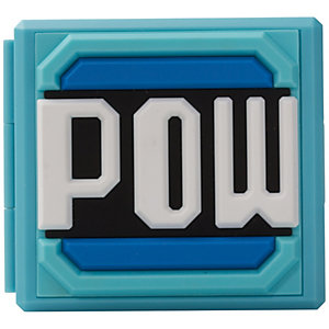 PowerA Nintendo Switch spelkortfodral - POW block design