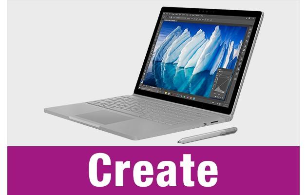 CREATE - Køb den rette computer med Elgiganten og PCMark