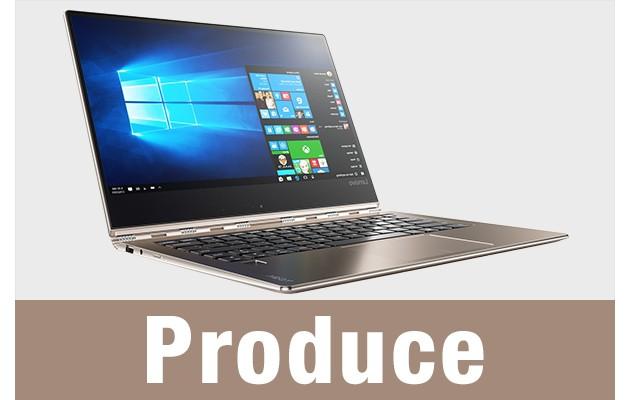 Gigantti ja PCMark auttavat sinua valitsemaan PRODUCE-kannettavan