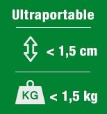 Alle 1.5 kiloa painavat HOME-kannettavat