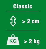 Yli 2 kiloa painavat HOME-kannettavat