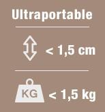 Alle 1.5 kiloa painavat PRODUCE-kannettavat