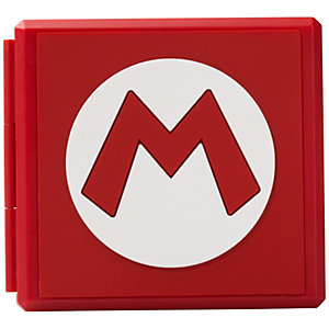 PowerA Nintendo Switch spelkortfodral - Mario design