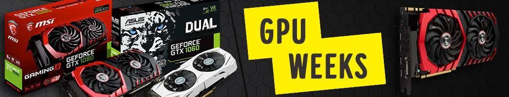 GPU-uger i Elgiganten