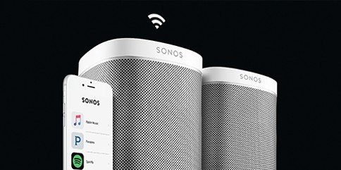 Wi-Fi, inte Bluetooth
