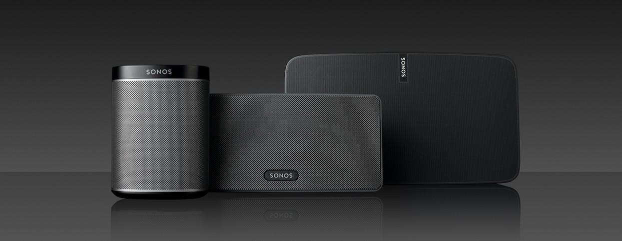 Sonos-højttalere