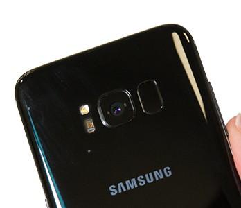 Samsung Galaxy S8 - altid lys nok