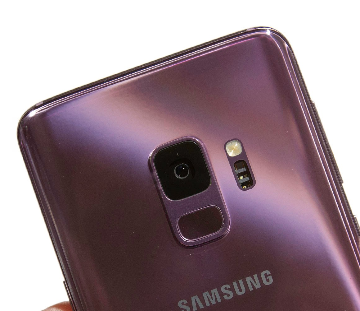 Kameran på Samsung Galaxy S9