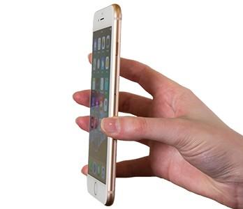 iPhone 8 Plus har velkendte knapper