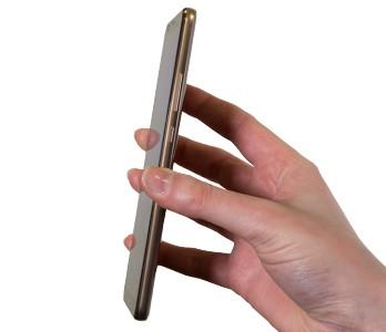 Huawei Mate 10 Pro har minimalistiske knapper