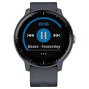 Garmin Vivoactive 3 Music smartwatch (svart/roséguld)