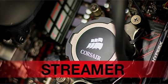 Dreamhack PC - Streamer