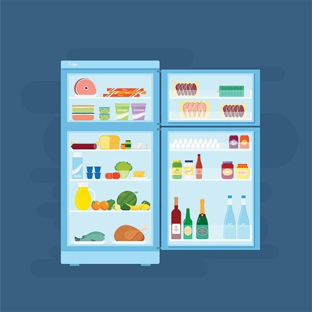 Kylskåpsguide