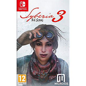Syberia 3 (Switch)