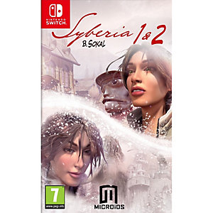 Syberia 1 ja 2 (Switch)