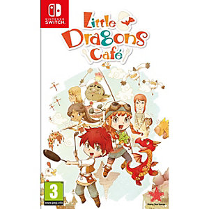 Little Dragons Café (Switch)