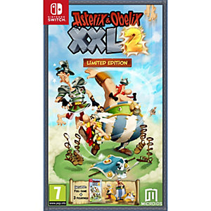 Asterix and Obelix XXL2 - Limited Edition (Switch)