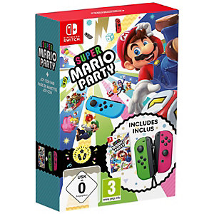 Super Mario Party -  Joy-Con bundle (Switch)