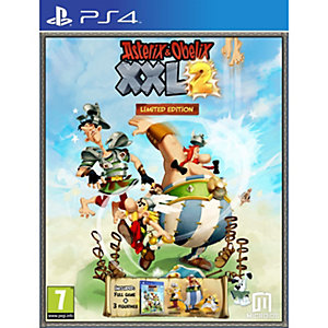 Asterix and Obelix XXL2 - Limited Edition (PS4)