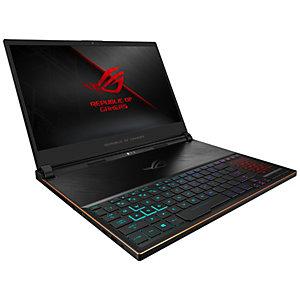 """Asus ROG Zephyrus S GX531 15,6"""" bärbar dator gaming (svart)"""