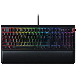 Razer BlackWidow Elite  tangentbord för gaming (gula switchar)