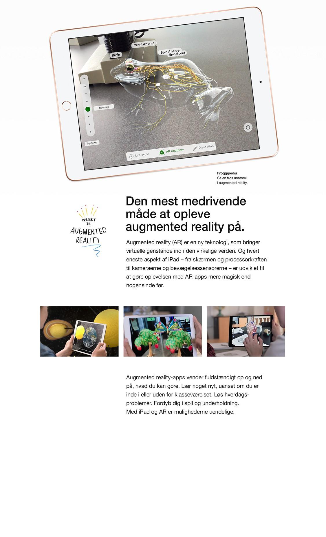 Oplev AR på en helt ny måde med iPad
