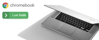 Chromebook tekee elämästä helpompaa