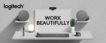 Forbedr produktiviteten med Logitech