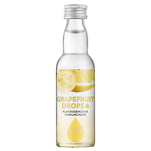 SodaStream fruktsmak (grapefrukt)
