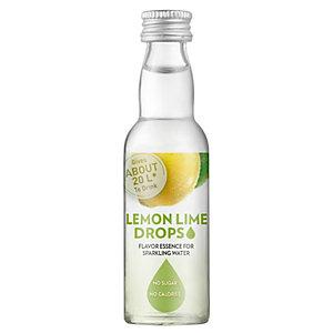 SodaStream fruktsmak (citron och lime)