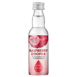 SodaStream fruktsmak (hallon)