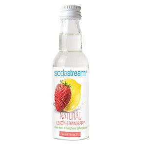 SodaStream Smak Natural Citron och Jordgubb