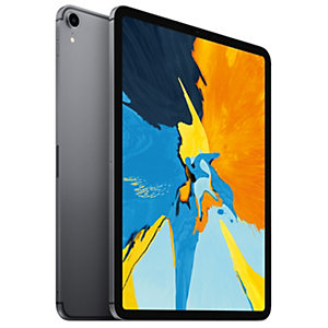 "iPad Pro 11"" 2018 256 GB WiFi + Cellular (tähtiharmaa)"