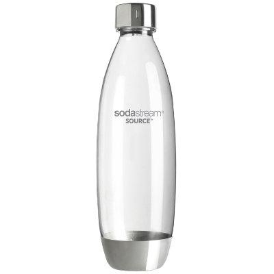 sodastream med glasflasker