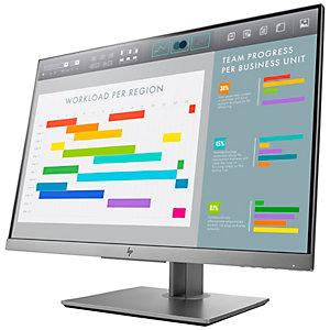 """HP EliteDisplay E243i 24"""" näyttö (hopea)"""