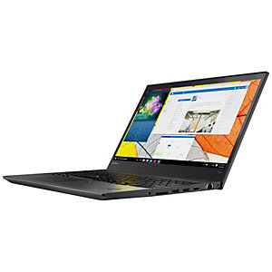 """Lenovo ThinkPad T570 15.6"""" bärbar dator (svart)"""