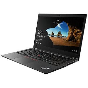 """Lenovo ThinkPad T480 14"""" kannettava (musta)"""