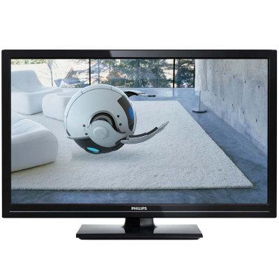 22 fladskærms tv
