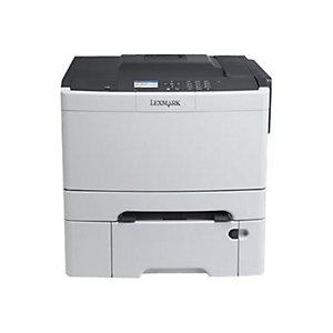 Lexmark CS410dtn laser färgskrivare