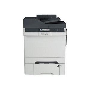Lexmark CX410dte AIO laser färgskrivare