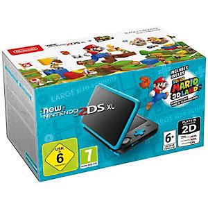 Ny Nintendo 2DS XL konsoll m/ Super Mario 3D Land