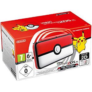 New Nintendo 2DS XL spelkonsol: Poké Ball edition